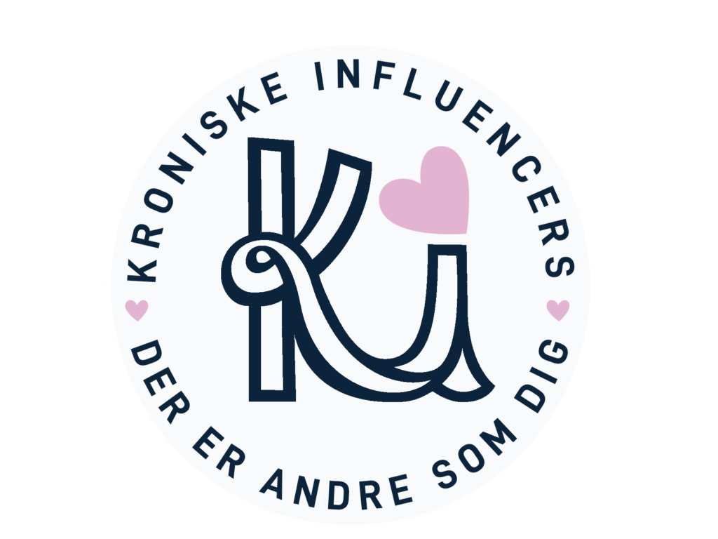 Logo for Kroniske influencers